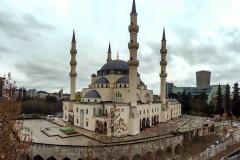Arnavutluk Tiran Namazgah Cami
