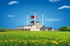 KKTC Hala Sultan Camii