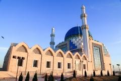 Kazakistan Hoca Ahmet Yesevi Cami
