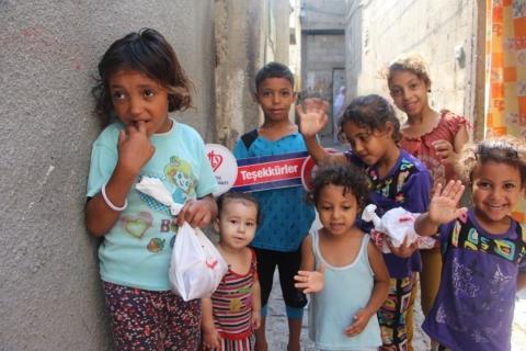Filistin - Gazze