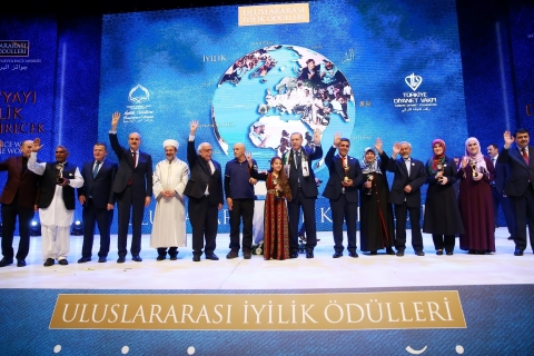 İyilik Ödülleri 2017