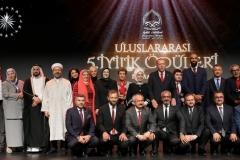 20190313 - TDV - 5. Uluslararası İyilik Ödülleri Töreni (40)