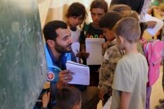Suriye Eğitim desteği çalışmaları