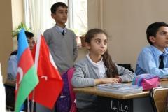 Azerbaycan Bakü Türk Lisesi