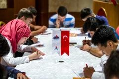 Uluslararası öğrenci mulakatları