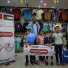 TDV'den Gazzeli bin 500 çocuğa bayramlık
