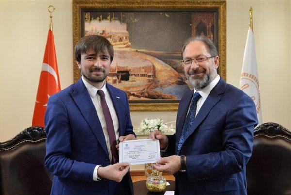 Haberler – Türkiye Diyanet Vakfı Resmi Web Sitesi