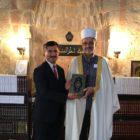 TDV'den Sırbistanlı Müslümanlara hediye Kur'an-ı Kerim