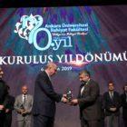 Ankara Üniversitesi İlahiyat Fakültesi 70'inci Yıl Etkinlikleri Açılış Töreni yapıldı