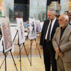 'Uluslararası Çizgilerle Yemen' Sergisi Kayseri'de açıldı