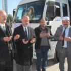 Tokat'tan İdlib'e 22 ton kuru soğan gönderildi