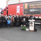 TDV Kayseri'den depremzedelere yardım