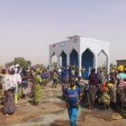 Bornova Koleji öğrencileri Afrika'da susuzluğa umut oldu