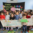 4-6 yaş Kur'an Kursu öğrencilerinden Elazığ'a yardım
