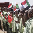 Türkiye Diyanet Vakfı'ndan Sudan'a Okul ve Su Kuyusu