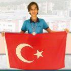 TDV Bornova Koleji öğrencisi uluslararası matematik yarışmasında dünya birincisi oldu