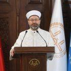 Diyanet İşleri Başkanı Erbaş'tan Ramazan Ayı Mesajı