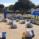 Türkiye Diyanet Vakfından Zimbabveli ailelere ramazan yardımı