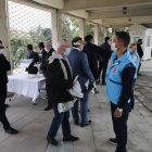 TDV, Kocatepe Camii'nde hijyen tedbirleri aldı