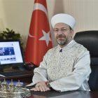 Diyanet İşleri Başkanı ve Vakfımız Mütevelli Heyeti Başkanı Erbaş'tan Kurban Bayramı Mesajı