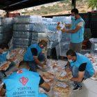 Türkiye Diyanet Vakfı Lübnan'ın yaralarını sarıyor