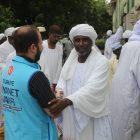 TDV'den Sudan'da 70 bin aileye kurban yardımı