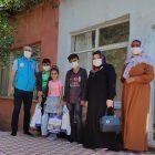 TDV'den Türkiye'yi duygulandıran iki kardeşe ziyaret