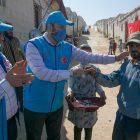 """Türkiye Diyanet Vakfından Suriyeli savaş mağdurlarına """"İyilik Konutu"""""""
