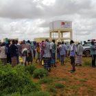 TDV, Somali'de susuzluk yüzünden kabilelerin savaştığı bölgede kuyu açtı