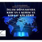 Türkiye Diyanet Vakfından 6. Uluslararası Öğrenci Sempozyumu