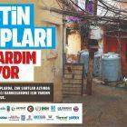 Türk STK'ları, Lübnan'daki Filistinli mülteci kampları için harekete geçti