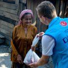 TDV 826 bin kişiye adak, akika ve şükür kurbanı eti ulaştırdı