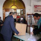 Türkiye Diyanet Vakfından Çorum'da 240 aileye sosyal yardım