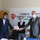 Tokat'ta din görevlilerinden iyilik konutu projesine destek