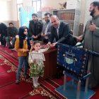 Türkiye Diyanet Vakfı, Barış Pınarı Harekatı bölgesinde çocuklara Kur'an-ı Kerim eğitimi veriyor