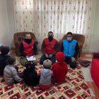 TDV ve WEFA'dan 35 bin çocuğa kışlık kıyafet yardımı