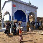 Türkiye Diyanet Vakfı 2020 yılında 143 su kuyusu ve vakıf çeşmesini insanlığın hizmetine sundu