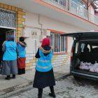 TDV Malatya Şubesi 1600 ihtiyaç sahibi aileye kurban eti dağıttı