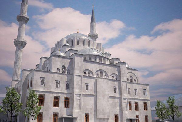 Ağrı Patnos Camii