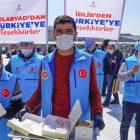 Türkiye Diyanet Vakfı kuruluşunun 46. Yılında İyilik Haftası etkinliği başlattı