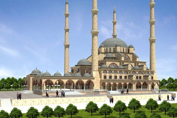İskenderun Merkez Camii