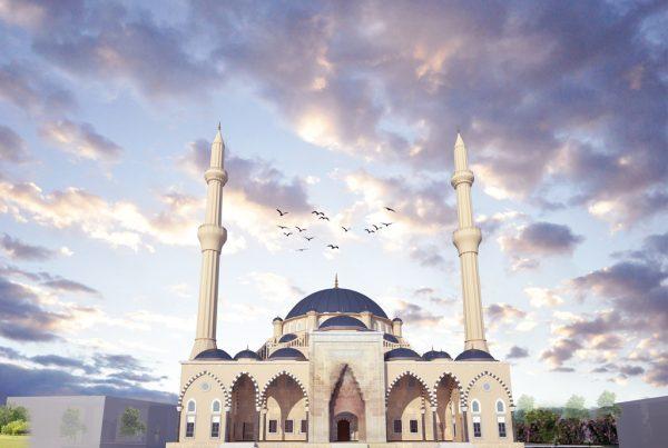 Kahramanmaraş Afşin Ashab-ı Kehf Camii
