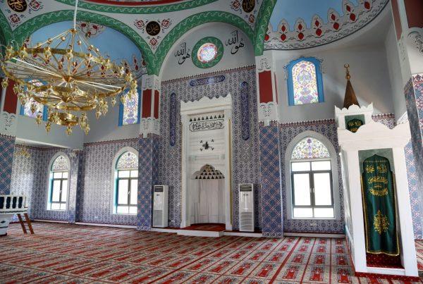 Mali Eyüp Sultan Camii