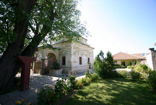 Sultan Murat Hüdavendigar Türbesi Restorasyonu