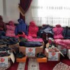 TDV, yetim ve ihtiyaç sahibi çocuklara 40 bin bot ve mont hediye etti