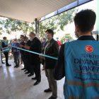 Adana Yüreğir'de Hayır Çarşısı dualarla açıldı