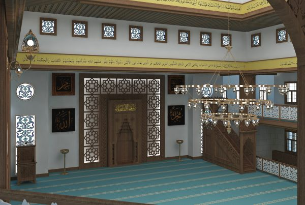 Hacı Perihan Kıymık Camii