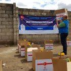 Türkiye Diyanet Vakfından Zambiya'ya ramazan yardımı