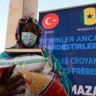 TDV ve DİTİB ramazan yardımlarıyla Senegal ve Moritanya'daki Müslümanların gönlünü fethetti