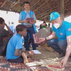 DİTİB Senegal'de, hafızlık yapan öğrencilere Kur'an-ı Kerim hediye etti